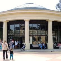 Golden Gate Park carousel