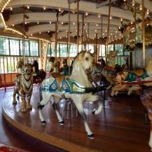SF Zoo carousel