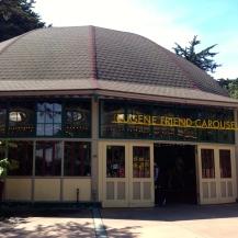 Carousel at SF Zoo