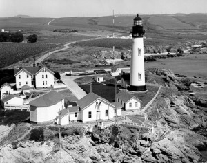 Pigeon Point Lighthouse and Hostel